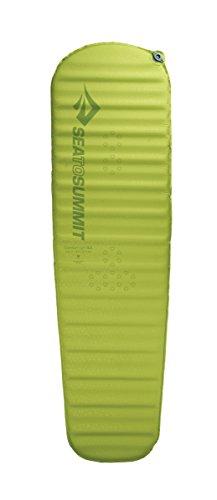 Sea to Summit Comfort Light Self-Inflating Lightweight Camping & Backpacking Sleeping Mat, Green, Regular ()