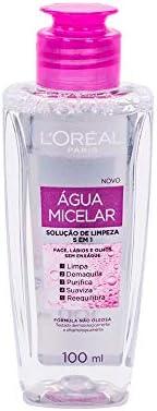 Água Micelar 5 em 1, L'Oréal P