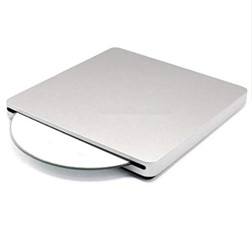 CE-LXYYD External CD DVD Drive, USB Ultra-Slim Portable CD DVD RW/DVD CD ROM Burner/Writer/Superdrive with High Speed Data Transfer for Mac MacBook Pro