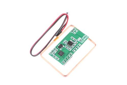 RFID Reader Module RDM6300 RF Module 125KHz EM4100 UART Output Access Control System for Arduino