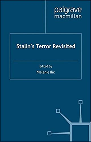 Book Stalin's Terror Revisited (Studies in Russian and East European History and Society)