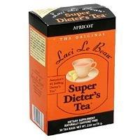 Apricot Dieters Super (Tea S Diet Apricot 30 BG -Pack Of 3)