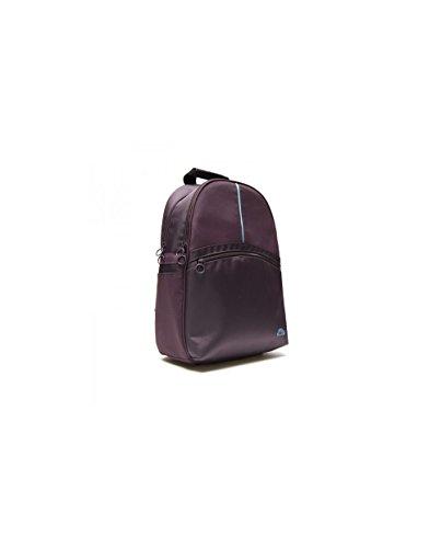 Fiat 500 - Bolso al hombro de Lona para hombre violeta vino tinto