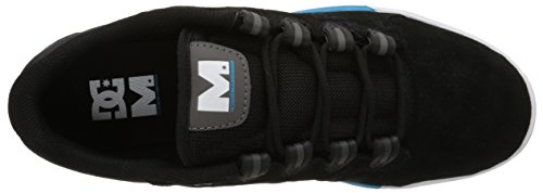 cheap discount DC Men's Maddo Skate Shoe Black/Turquoise discount latest collections 2014 unisex cheap online tfZnEDrffW