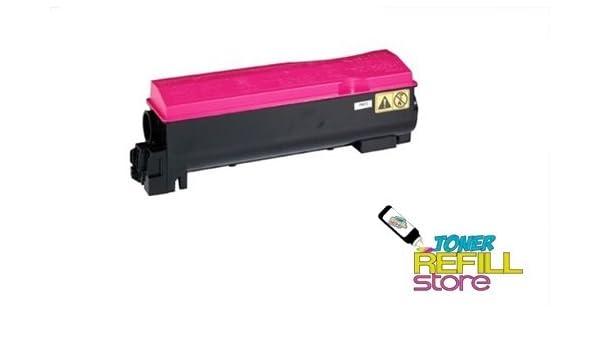 LD TK-572K TK572 Black Laser Toner Cartridge for Kyocera-Mita Printer