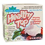 Mimiccreame, Cream Whipping Non Dair, 16 FO (Pack of 12)