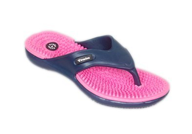 87f4533733471 TRAIN Women s Acupressure Slipper  Buy Online at Low Prices in India ...
