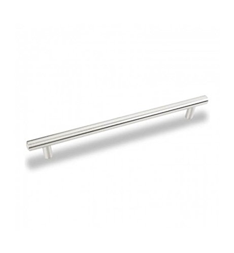 Jeffrey Alexander Largo Key West Bar Appliance Pull, Satin Nickel