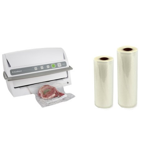 FoodSaver V3240 Automatic Vacuum Sealing System with Starter