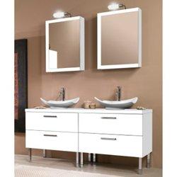 Iotti A17-Wenge-637509931148 Aurora Collection Bathroom Vanity, Wenge