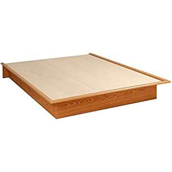 Simple Queen Platform Bed Frame Collection