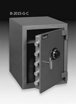 Gardall B Series Compact Home Safe Size - Large - 15.75W x 15.25D x 20.25H inches