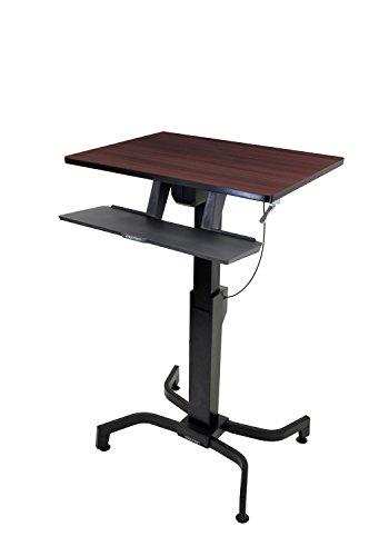 Monitor Accessories Ergotron 24 280 927 Workfit Pd Sit
