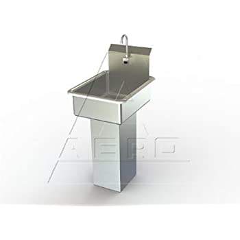 Amazon.com: Utility Sink, acero inoxidable, Acero inoxidable ...