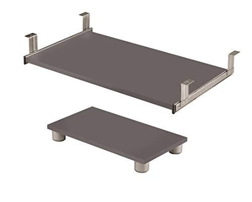 Bestar Keyboard Tray and Monitor Stand - - Connexion Bestar Keyboard