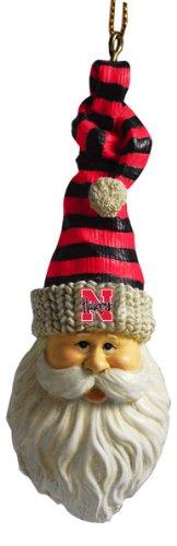 - Nebraska Cornhuskers Santa Cap Ornament