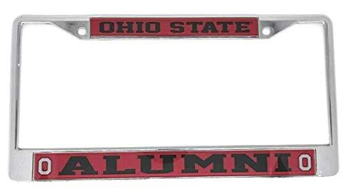 (Ohio State University Alumni Photo License Plate Frame)