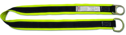 Guardian Fall Protection 10788 Premium 8-Feet X-Arm with Large and Small (Cross Arm Anchor Strap)
