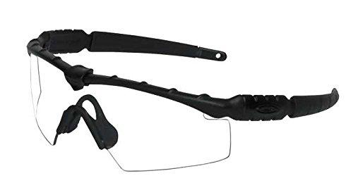 Oakley SI Ballistic M-Frame 2.0 Shooting Glasses Matte Black...