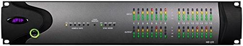 Avid Pro Tools HD I/O 8X8X8 Analog And Digital (99005866940)