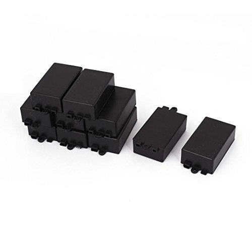 Électrique étanche 10PCS étanche Protecteur boîte de jonction 65mmx38mmx22mm by eDealMax