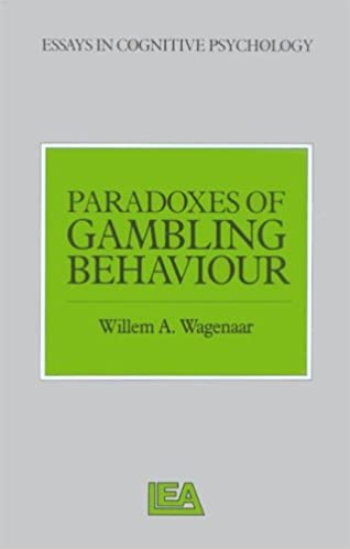 Amazoncom Paradoxes Of Gambling Behaviour Essays In Cognitive  Paradoxes Of Gambling Behaviour Essays In Cognitive Psychology
