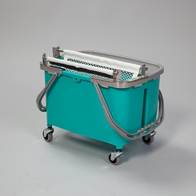 Devine Medical Twin Divided Bucket, Qty: 1
