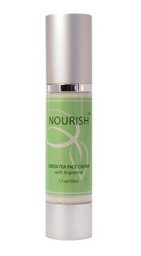 Green Tea Face Cream For Rosacea
