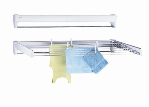 Leifheit 83250 Telegant 70 Mounted Clothes Dryer