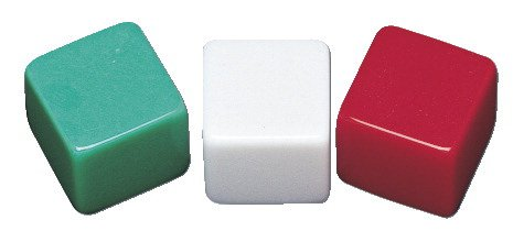 Custom Dice - School Smart Blank Dice Set