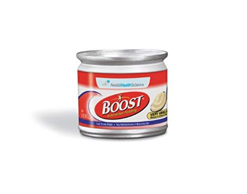 Boost Pudding Vanilla/Case of 48 by Nestle (Image #1)