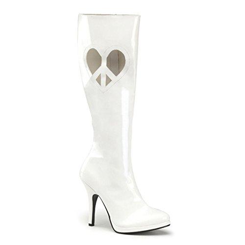 Funtasma LOVE-270 - calzature carnevale costume Halloween, US-Damen:EU-43 / US-12 / UK-9