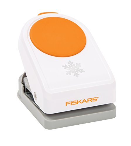 Fiskars Crafts Intricate Punch, Snowflake