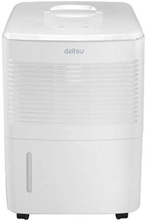 Daitsu Deshumidificador 10 litros/día ADD-10XA (3NDA0053): Amazon.es: Hogar