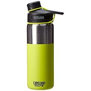 CamelBak Chute Vacuum Insulated Stainless Bottle, Lime, 20 oz