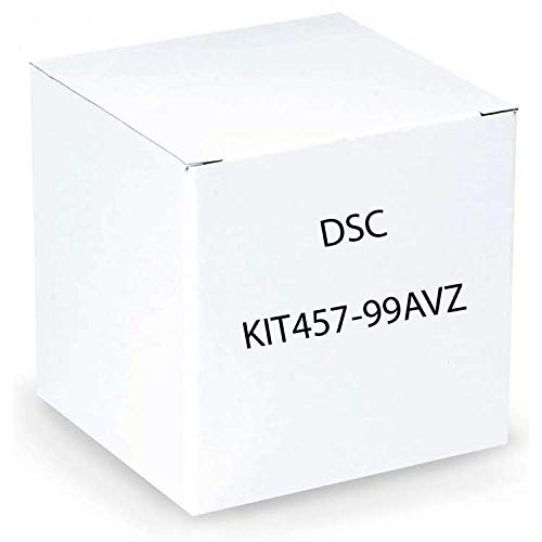 Amazon.com: DSC Impassa KIT457-99AVZ Alarm.com Wireless ...