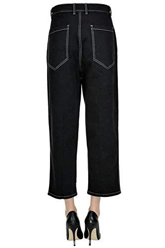 Donna Cotone Nero Marni Mcgldnm000004027i Jeans 57nzq5RY