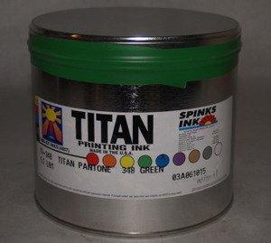 Titan 348 PMS Green 5.2 lb. -