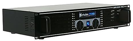 Skytec - Ampli Sono Pro Skytec 600W Noir 172.034