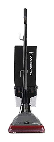 (SANITAIRE Bagless, Standard Commercial Upright Vacuum)