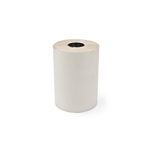 Pratt Retail Specialties 12 in. x 1695 ft. 30# White Newsprint Roll by Pratt Retail Specialties