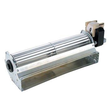 Ventilador tangenziale 30 cm + Motor DX para estufas pellets 230 V 50 Hz