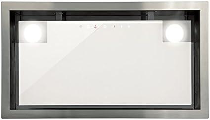 CATA 02131205 - Campana (710 m³/h, Canalizado, A, C, B, 64 dB), Blanco