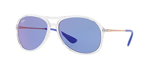 Ray-Ban Alex RB4201F - 6294D1 - Sunglasses Aviator Ray Clear Ban