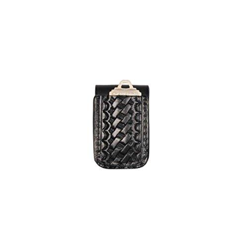 Key Keeper Belt - Boston Leather Double Wide Keeper W/keypocket -