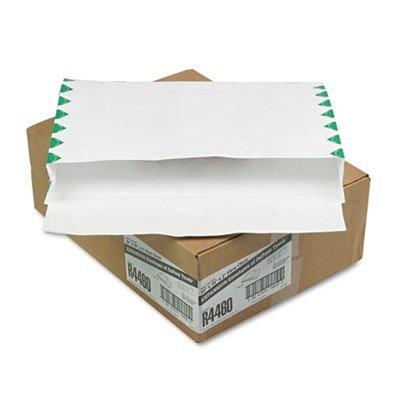 Booklet Quality Park Tyvek (Quality Park Tyvek Booklet Expansion Mailer, 1st Class, 10 x 15 x 2, White, 18lb, 100/Carton)