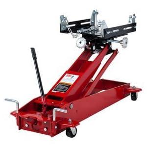 ATD ATD-7436 1 Ton Floor Style Heavy-Duty Hydraulic Transmission Jack