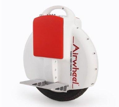 Airwheel Elektrisches Einrad, hohe Reichweite, Gewicht: 9,7 kg, Weiß