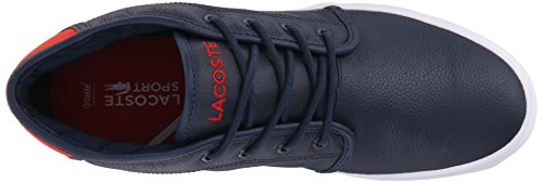 Lacoste Mens Ampthill Chunky Sep Fashion Sneaker Blu Scuro / Blu Scuro