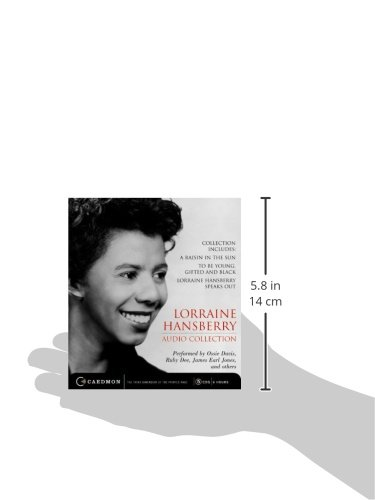 Lorraine Hansberry Audio Collection CD: Raisin in the Sun, To be Young, Gifted and Black and Lorraine Hansberry Speaks Out